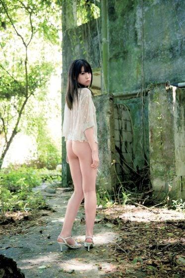 美少女の下半身