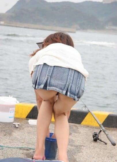 脚フェチギャラリー : 海に彼女と行ったとき