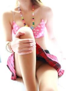女性の足の魅力