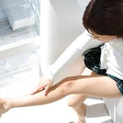 脚を魅せてください